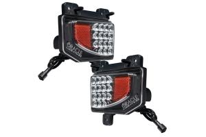 Oracle Lighting Rear Bumper LED Reverse Lights - No Harness - JT