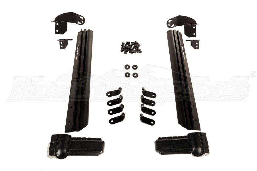 Rugged Ridge Elite Fast Track 50in Light Bar Mounting System  - JK