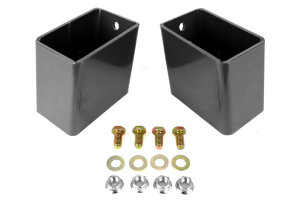 Synergy Manufacturing Bump Stop Spacer Kit Rear 4in Pair  (Part Number: )
