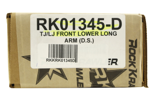 Rock Krawler Front Driver Side Lower Control Arm  (Part Number: )