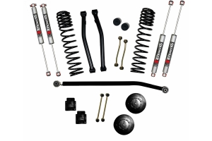 Skyjacker 3.5in Front/2in Rear Coil and Spacer Kit - JT Rubicon