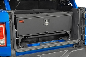Rough Country Storage Box   - Ford Bronco