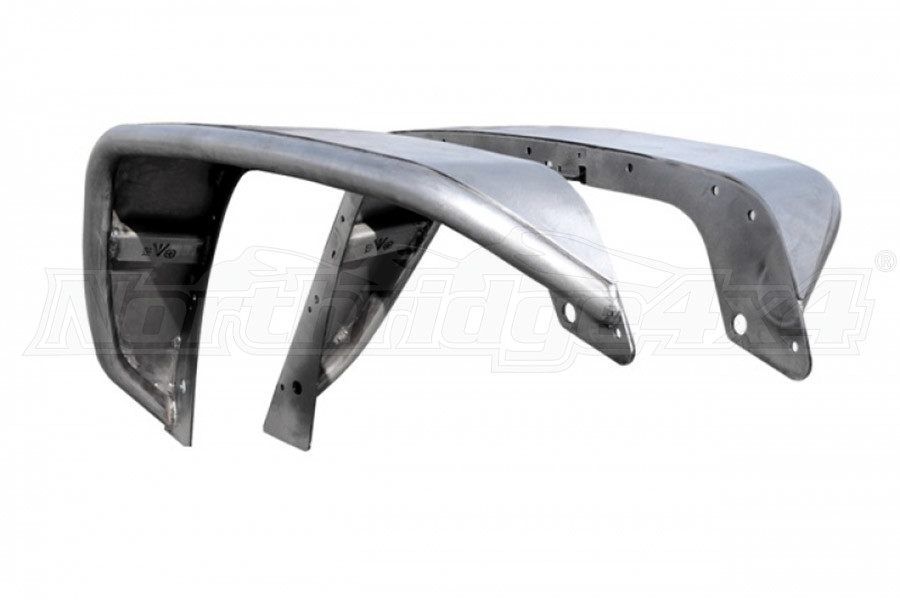 EVO Manufacturing JK/JKU Front Fenders (Part Number:1158)