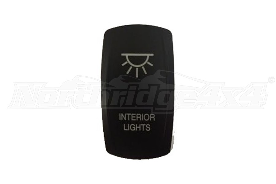 sPOD Interior Dome Lights Rocker Switch Cover
