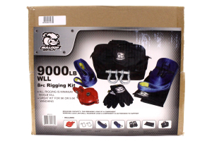 Bulldog Winch 8pc Truck Rigging Kit (Part Number: )