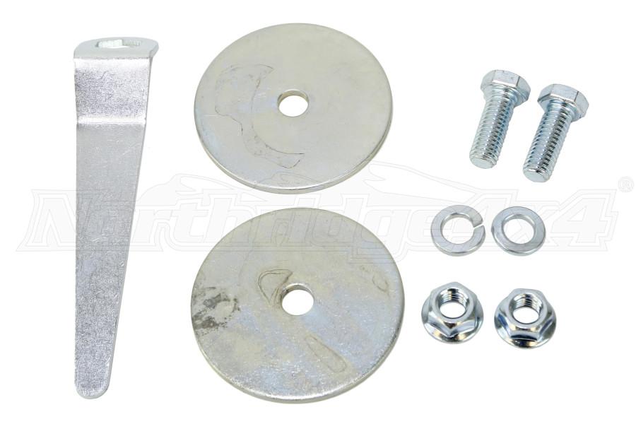 Teraflex Rear Lower Spring Retainer Kit  (Part Number:4954300)