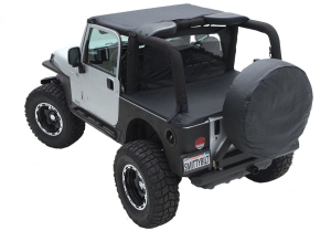 Smittybilt Tonneau Covers Black Diamond (Part Number: )