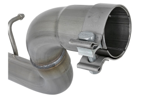 aFe Power MACH Force-Xp Hi-Truck Axle-Back Exhaust System w/ No Tip  - JL