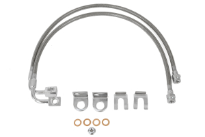 Synergy Manufacturing Extended Brake Line Kit Front or Rear ( Part Number: 8066)