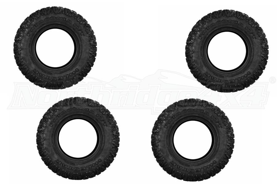 Milestar Patagonia 35in - 40in Tire Package