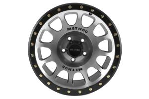 Method Race Wheels NV Wheel 17x8.5 5x5 - JT/JL/JK