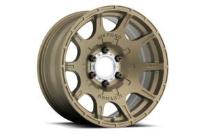 Method Race Wheel 308 Series Bronze 17x8.5 5x5 (Part Number: )