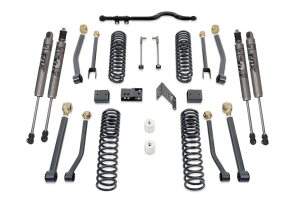 Maxtrac 4.5in Lift Kit w/ Front Tracbar w/ Adjustable Arms and Fox Shocks (Part Number: )
