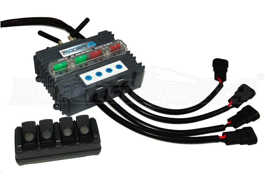 Trigger 4 Channel Plus Switch System
