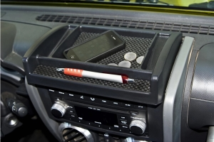 DV8 Offroad Dash Console Tray - JK 2007-10