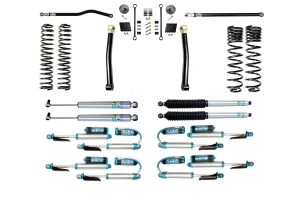 Evo Manufacturing HD 2.5in Enforcer Stage 2 PLUS Lift Kit w/ Shock Options - JT