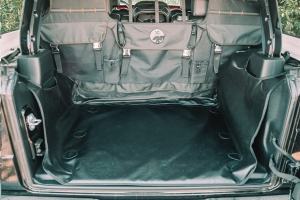 XG Cargo Sportsman Floor Liner w/out Speaker Cut Out (Part Number: )