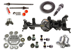 Dynatrac ProRock 44 Unlimited TJ Package - Assembled  (Part Number: )