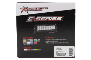 Rigid Industries E-Series LED Light Flood 10in (Part Number: )