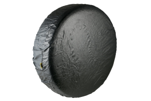 Rugged Ridge 30-32 Inch Tire Cover Black  (Part Number: )