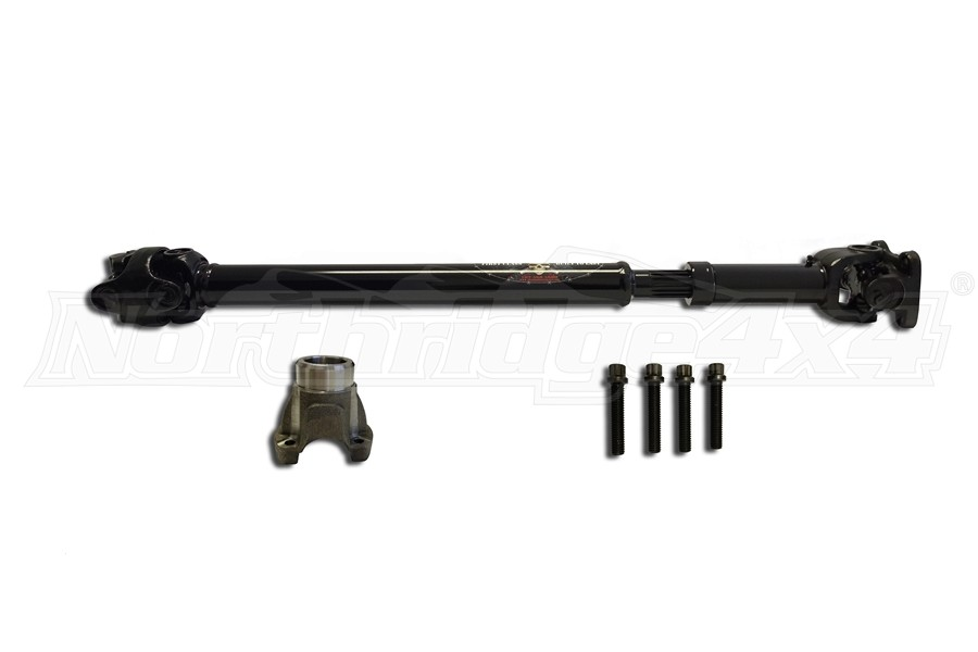 Adams Driveshaft Heavy Duty Greasable Front 1310 CV Driveshaft  - JK