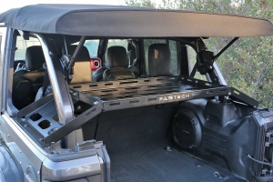 FabTech Interior Cargo Rack (Part Number: )