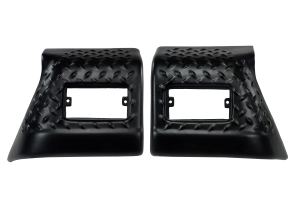 Rugged Ridge Front Fender Guards  (Part Number: )