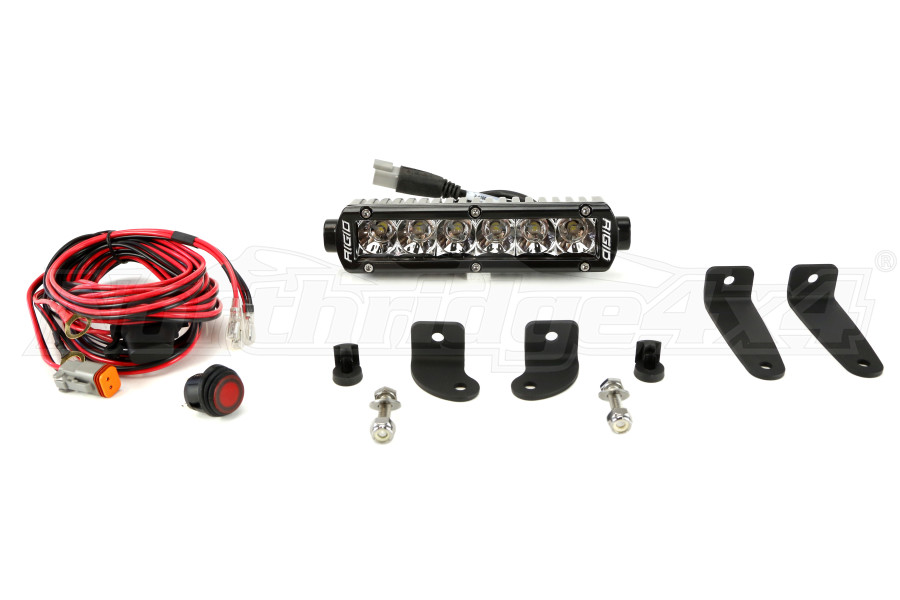 Rigid Industries SR-Series Pro Flood 6in