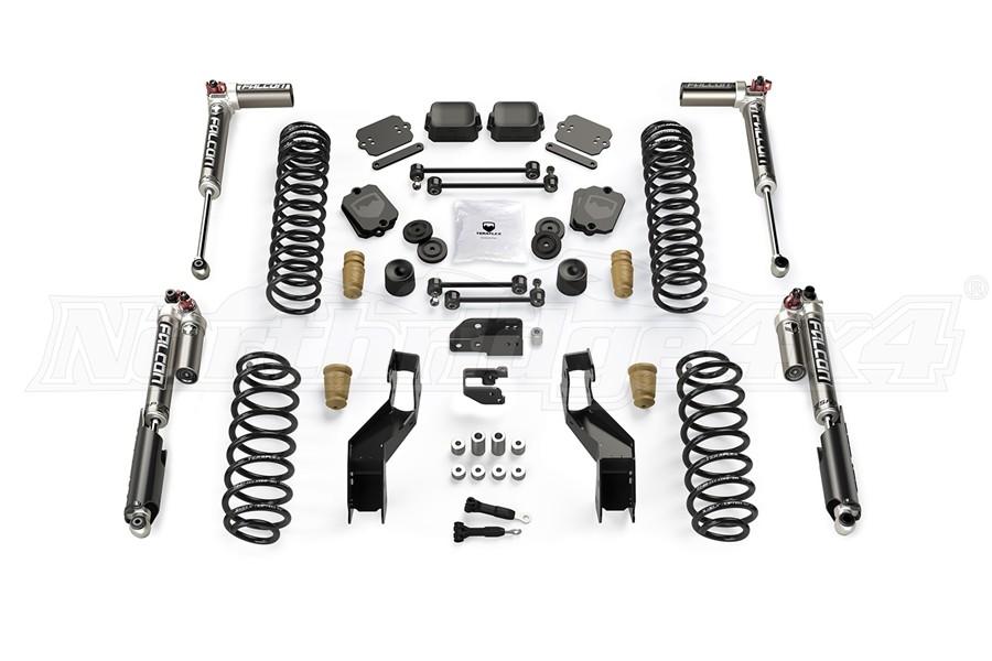 Teraflex 3.5in Sport ST3 Suspension System w/ Falcon SP2 3.3 Shocks - JL 2Dr