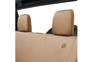 Bestop Rear Seat Cover Tan   - JK 2dr 2007+