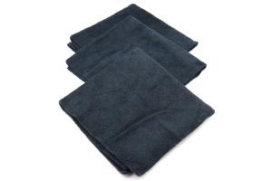 Chemical Guys Monster Edgeless Microfiber Towel Black - 3 Pack
