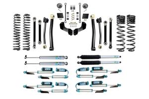 Evo Manufacturing 2.5in Enforcer Overland Stage 4 Lift Kit w/ Shock Options - JT Diesel