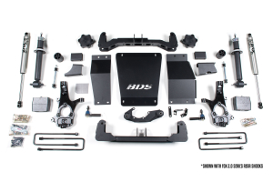 BDS Suspension 6in Lift Kit (Part Number: )