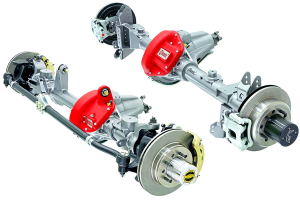 Jeep Complete Axle Sets from Currie Enterprises, Dana
