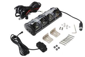 Overland Vehicle Systems EKO 10in LED Light Bar w/ Variable Beam