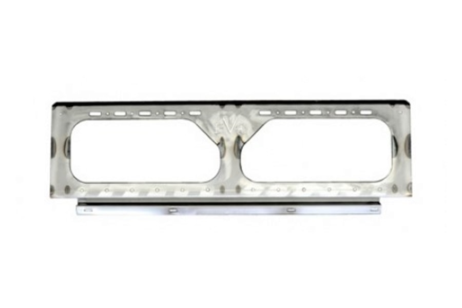 EVO Manufacturing Bed Rack Mid Cab Height Right Panel - Bare - JT