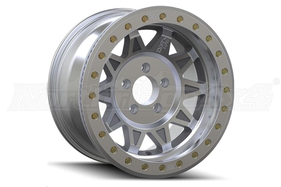 Dirty Life Roadkill Series Machined Beadlock Wheel, 17X9 8x170