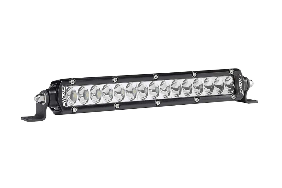 Rigid Industries SR-Series Light Bar Driving Amber 10in  (Part Number:910622)