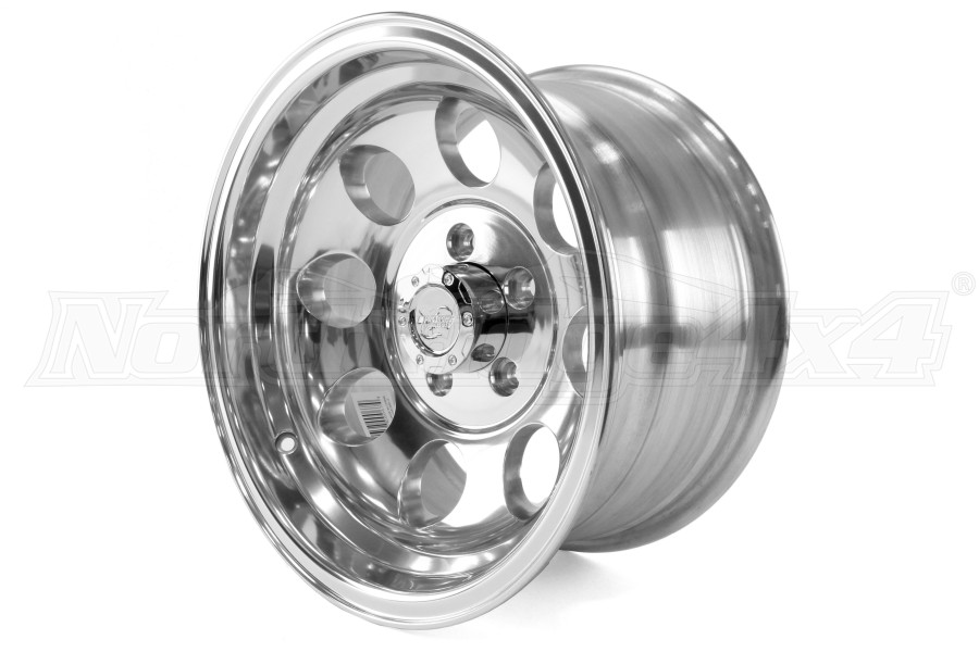 Pro Comp Series 1069 Alloy Polished Alloy Wheel 15x8 5x4.5