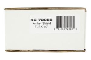 KC HiLiTES FLEX LED Shield  (Part Number: )