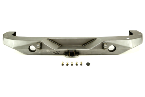 Crawler Conceptz Ultra Series Full Width Rear Bumper w/Tabs Bare ( Part Number: US-FFRW-002)
