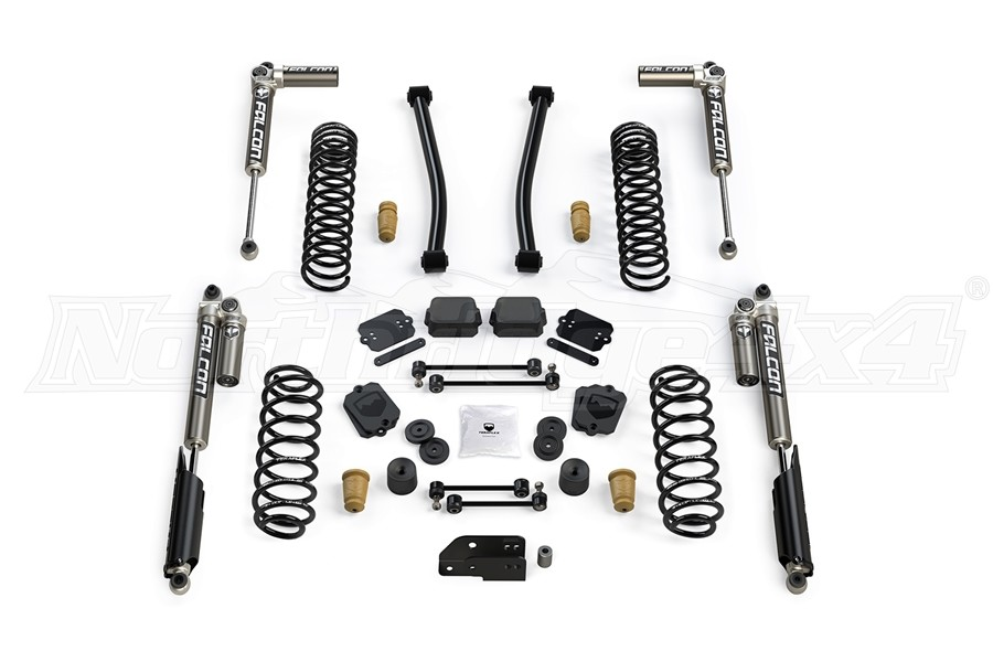 Teraflex 2.5in Sport ST2 Suspension System w/ Falcon 3.1 Shocks (Part Number:1512231)