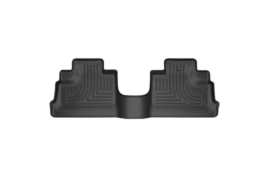 Husky Liners 2nd Seat Floor Liner Black (Part Number:19021)
