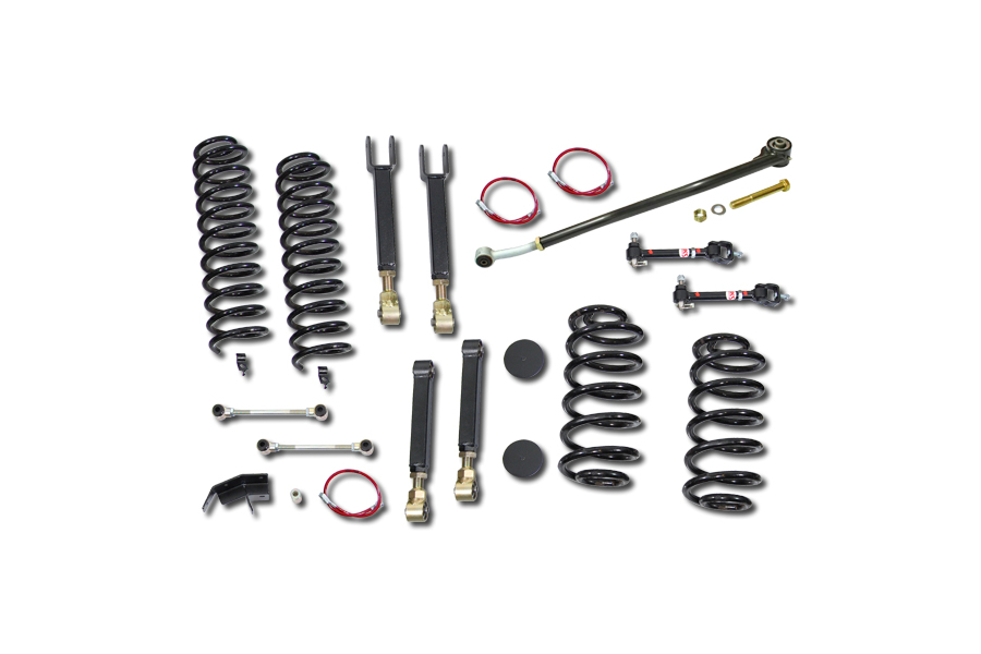 Clayton 4.0in Entry Level Short Arm Lift Kit (Part Number:2905010)