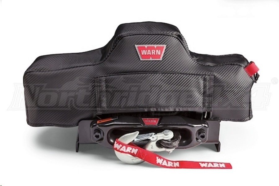 Warn Stealth Series VR Winch Cover
