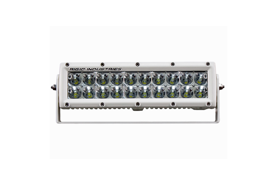 Rigid Industries Marine E-Series Light Bar 10in Light Bar Flood (Part Number:810113)