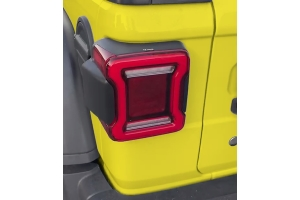 Quake LED Sequential LED Tail Lights - Pair - JL