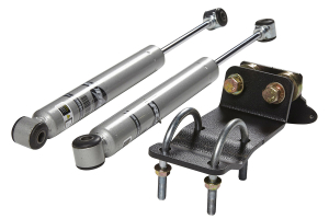 Rubicon Express Dual Monotube Steering Stabilizer Kit (Part Number: RE1001M)