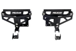 Pelican Cargo Case Cross-Bed Mount (Ford BoxLink) - Black