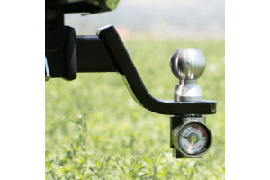 Weigh Safe 2in Hitch Ball w/Built-In Scale